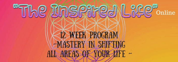 The Inspired Life 12 Week